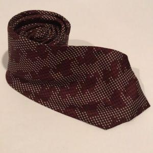 Valentino Cravatte 100% Silk Vintage Tie